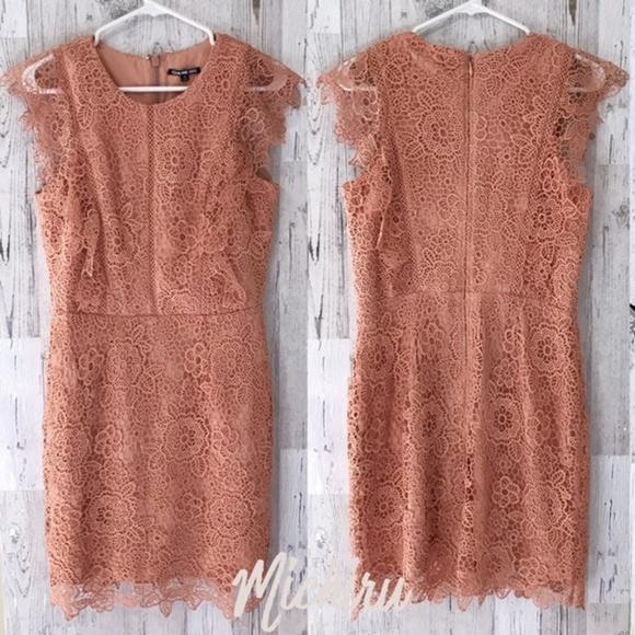 Gianni Bini Dresses & Skirts - Peach Mini Dress